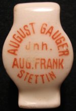 August Gauger porcelanka 02